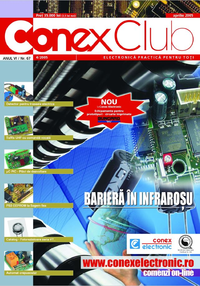 Revista Conex Club 4/2005
