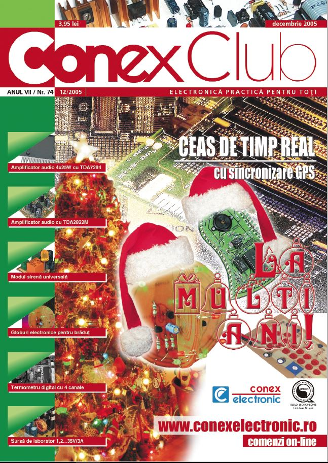 Revista Conex Club 12/2005