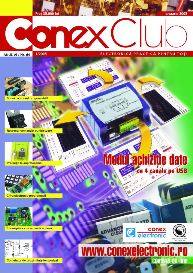 Revista Conex Club 1/2005