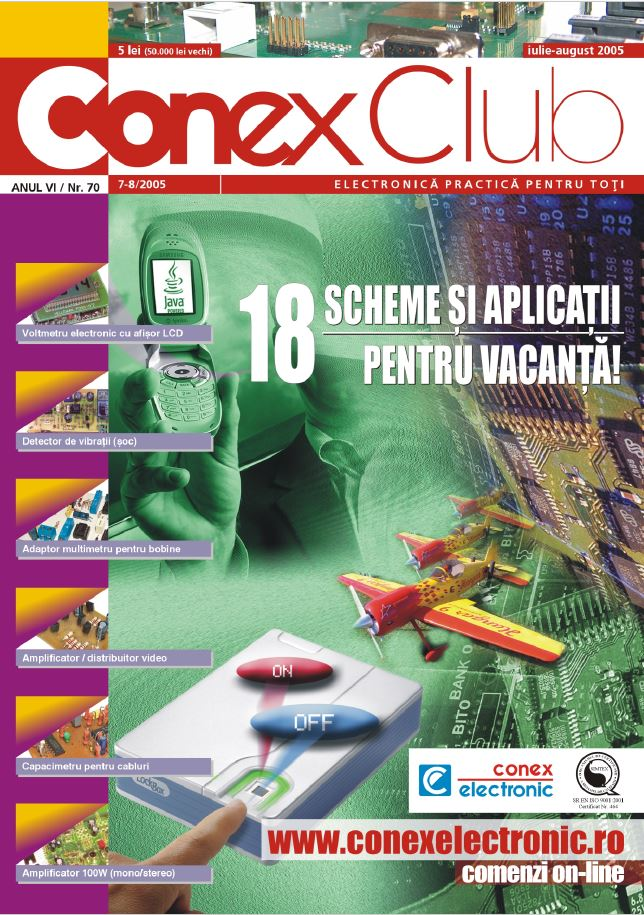 Revista Conex Club 7-8/2005