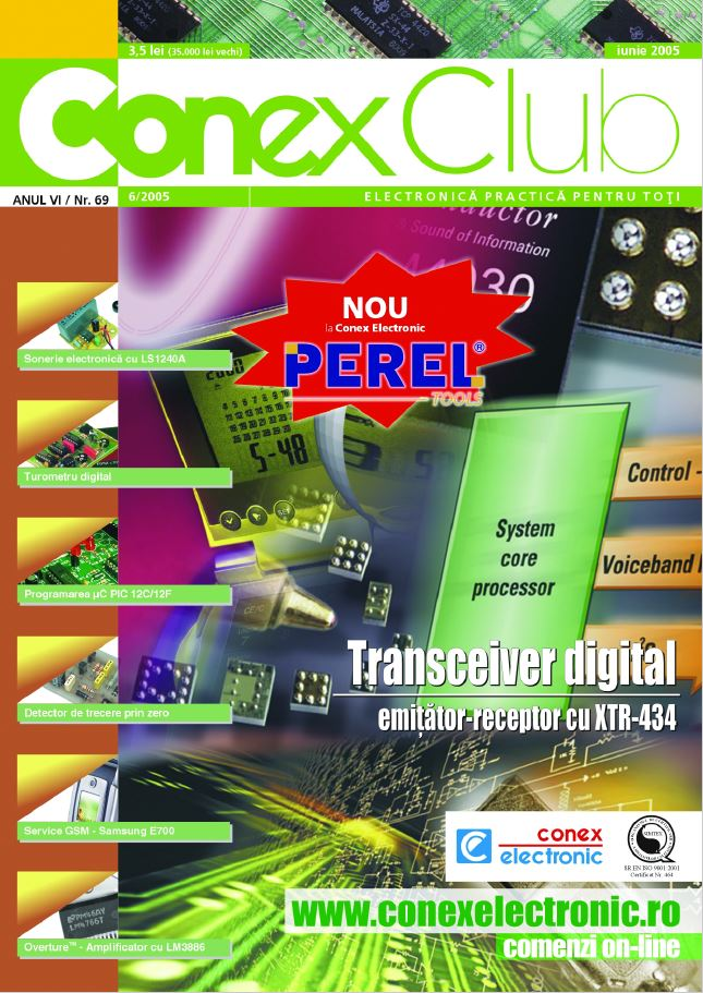 Revista Conex Club 6/2005