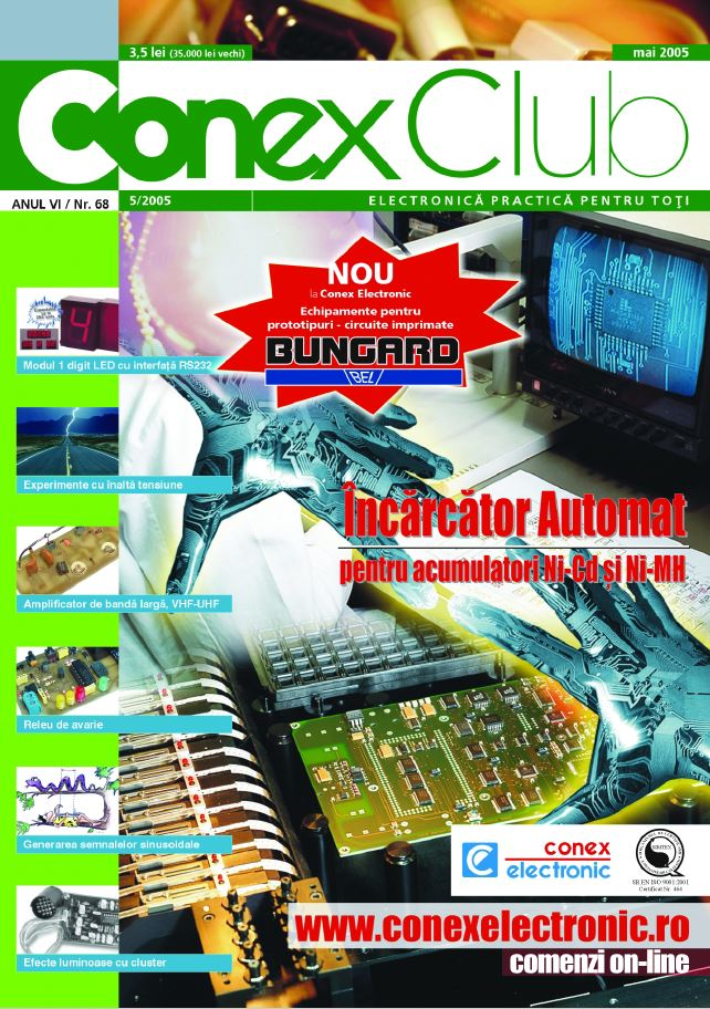 Revista Conex Club 5/2005