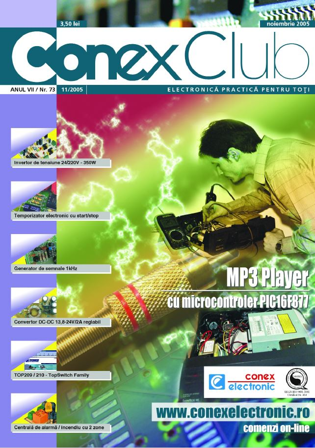 Revista Conex Club 11/2005