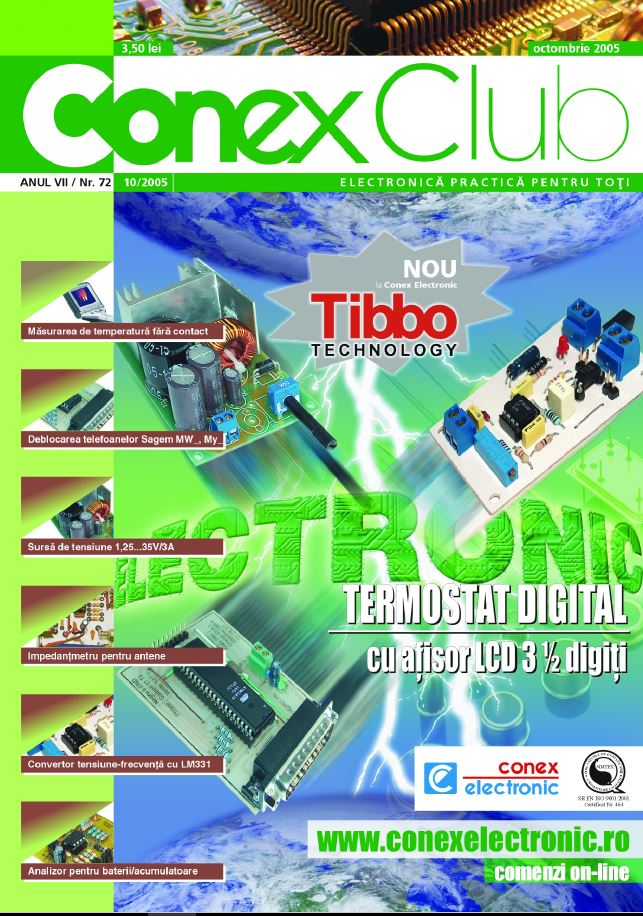 Revista Conex Club 10/2005