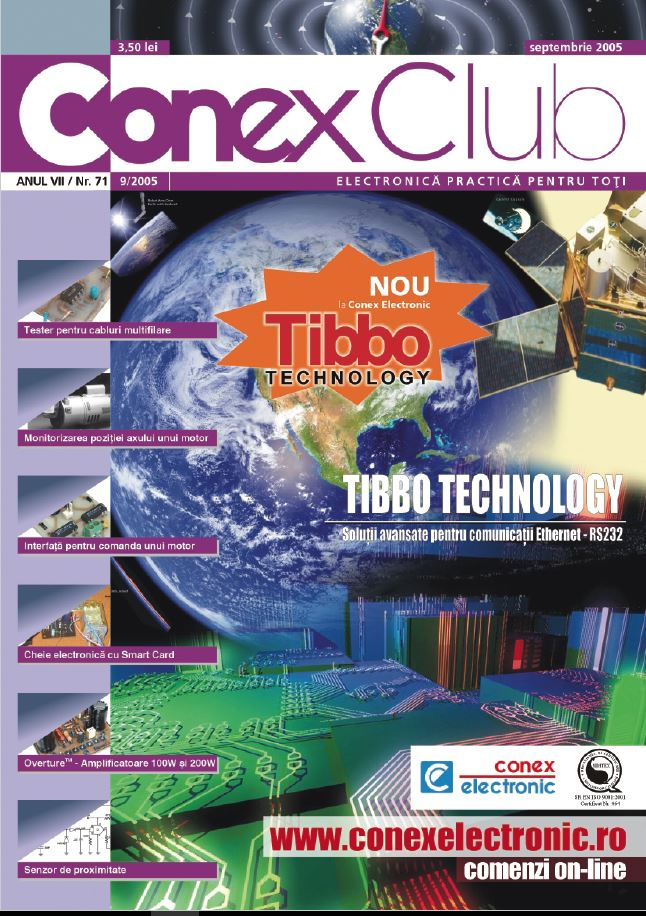 Revista Conex Club 9/2005
